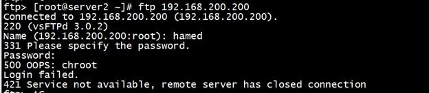 selinux error